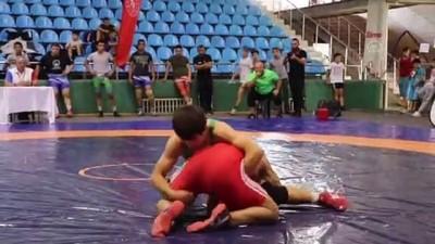 1. Uluslararası Kel Aliço Serbest Güreş Turnuvası