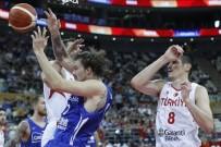 SEMİH ERDEN - 12 Dev Adam Dünya Kupası'nda son 16'ya kalamadı