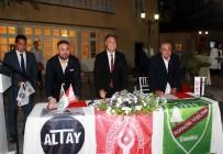 KAMİL OKYAY SINDIR - Altay'ın Gençleri Yeşilova'da Ter Dökecek