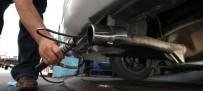Araç Egzoz Emisyon Ölçümü İçin Uyarı