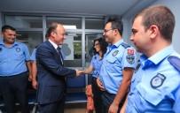 Başkan Örki Zabıtalar Haftası'nı Kutladı