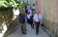 Başkan Pekmezci Şeyhhayran Mahallesinde İnceleme Yaptı