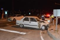 Çanakkale'de Zincirleme Trafik Kazası Açıklaması 2 Yaralı