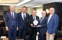 Cumhurbaşkanlığı Strateji Ve Bütçe Başkanı Naci Ağbal, Trakya Üniversitesi Heyetini Kabul Etti