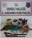 Denizli'de Jandarmadan Uyuşturucu Operasyonu Açıklaması 1 Kişi Tutuklandı