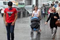 Doğu'da 3 İlde Sağanak Yağış Bekleniliyor