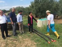 'DSİ'nin Kanaletleri Sürekli Patlıyor, Sulama Kanalı Çiftçiyi Çileden Çıkarıyor'
