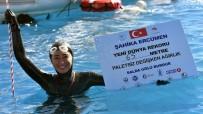 ŞAHİKA ERCÜMEN - Dünya Rekortmeni Şahika Ercümen, Akyaka Azmak'ta Dalış Gerçekleştirilecek