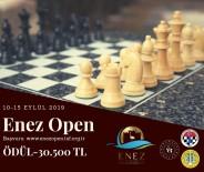 Enez Uluslararası Açık Satranç Turnuvası Başlıyor