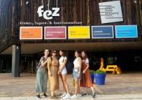 Genç Tiyatrocular Almanya'da Festivale Katıldı