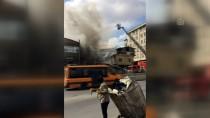 GÜNCELLEME - Sultangazi'de Lastik Deposunda Yangın
