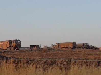 Hatay sınır birliklerine tank sevkıyatı sürüyor