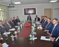 Iğdır'da Eğitim-Öğretim Yılına Hazırlık Toplantısı Yapıldı