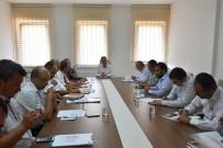 Karaman'da İlçe Milli Eğitim Müdürleri Toplantısı Yapıldı