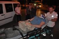 Maden Ocağında Yaşanan İş Kazasında 1 Madenci Yaralandı