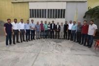 Milletvekili Sorgun Ve Başkan Kılca'dan Sanayi Esnafına Ziyaret