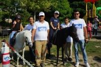 JOKEY - Nevşehirli Çocuklar Pony Atlarla Buluştu