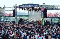 MURAT BOZ - NG Afyon, Spor Ve Motosiklet Festival'in Sponsoru Oldu