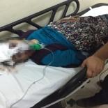 (Özel) Esenyurt'ta Otomobilin Çarptığı Yaşlı Kadın Hastanede Yaşam Mücadelesi Veriyor