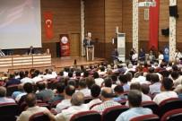 EMNİYET TEŞKİLATI - Şanlıurfa'da Okul Güvenliği Toplantısı Yapıldı