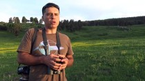 Sarıkamış Ormanlarının Yabani Yırtıcısı Açıklaması 'Rakun Köpeği'
