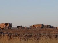 Sınır Birliklerine Tank Sevkıyatı Sürüyor