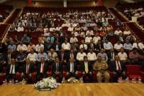 Şırnak'ta Eğitim Öğretim Yılı Değerlendirme Toplantısı Yapıldı