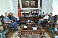 TGF Başkanı Karaca'dan Güder'e Ziyaret
