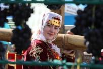 Ürgüp Bağ Bozumu Festivali Kortej Yürüyüşü İle Başladı