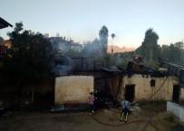 YALIM EREZ - Van'da Kömürlük Yangını