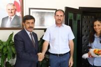 Zabıta Teşkilatı'ndan Başkan Aksun'a Ziyaret
