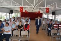-2019-2020 Eğitim Öğretim Yılı Okul Güvenliği Toplantısı Yapıldı