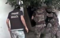 250 Polisin Katılımıyla Uyuşturucu Operasyonu Açıklaması 28 Gözaltı