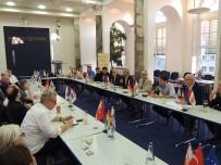 NÜRNBERG - Antalya Gazeteciler Cemiyeti'nin Almanya Temasları
