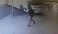 Av Tüfeği İle Saldırı Kamerada