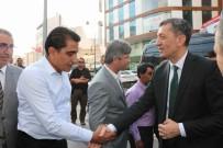 Ziya Selçuk - Bakan Selçuk, AK Parti İl Başkanlığını Ziyaret Etti