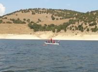 KıRKA - Barajda Kaybolan Adamında Cansız Bedenine Ulaşıldı