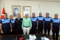 Başkan Gültak, Zabıta Müdürlüğü Personeliyle Buluştu