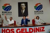 Başkan Köleoğlu Açıklaması 'Türkiye'nin İlk Organik Gübre Üreten Belediyesi Olmak İstiyoruz'