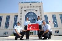 Battalgazi Belediyesinde Zabıta Haftası Kutlaması