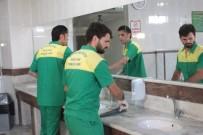 Beykoz'da Camilere Belediye Dokunuşu
