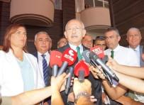 Canan Kaftancıoğlu - CHP Lideri Kılıçdaroğlu, Kaftancıoğlu'nun Cezasını Değerlendirdi