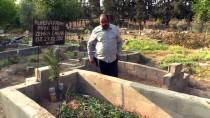 KÜRKÇÜLER - Cinayet Zanlısı, Maktulün Mezarı Başında Dua Edip Teslim Oldu