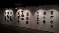 ADLIYE SARAYı - Çocuk Sanat Merkezi 2019 Yaz Kursları Sergisi Açıldı