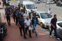 FETÖ'den Gözaltına Alınan TÜBİTAK Çalışanları Adliyeye Sevk Edildi