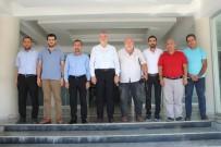 Gazeteciler Ve Yazarlar Başkan Turanlı İle Bir Araya Geldi