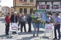 Gürleyik'deki Kirliliğe İlginç Protesto