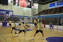 Haliliye Voleybol Takımı Lige Sıkı Hazırlanıyor