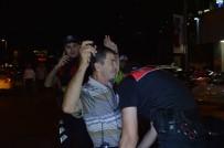 İstanbul'da Polislerin Değnekçi Operasyonu