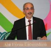 KAEÜ'si Rektörü Vatan Karakaya Açıklaması 'Üniversite Hocaları Kavga Yapmaz'